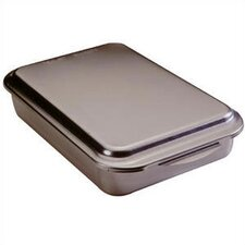 Natural Commercial Covered Cake Pan