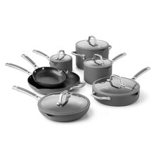 Easy System Nonstick 12-Piece Cookware Set