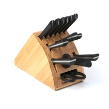 Katana Series Cutlery 14 Piece Knife Block Set