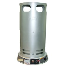200,000 BTU Portable Propane Convection Utility Heater with Variable Control