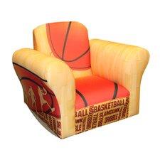 Basketball Slam Dunk Small Standard Rocker
