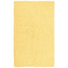 Shagadelic Yellow Rug