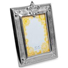 Kindwer Fleur-de-lis Aluminum Picture Frame