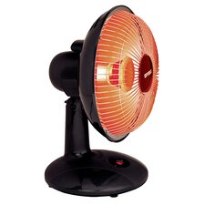 300 Watt Portable Electric Radiant Compact Heater
