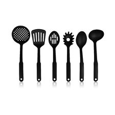6 Piece Kitchen Utensil Set