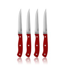 4 Piece Steak Knife Set (Set of 4)