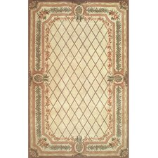 Cape May Beige / Brown Area Rug