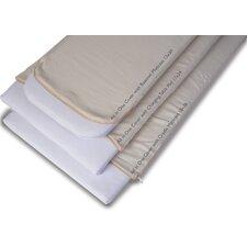 Natural Cotton Bassinet Mattress