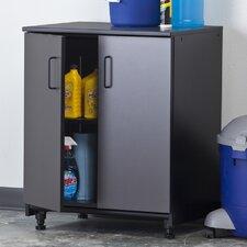 "Tuff-Stor Tough Storage Systems 34"" H x 27"" W x 21"" D Two Door Base Unit"