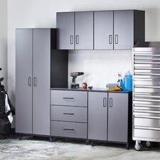 Tuff-Stor Tough Storage 7.5' H x 7.5' W x 2' D 5-Piece Storage System