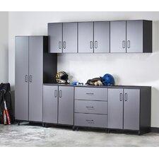Tuff-Stor Tough Storage 7.5' H x 9.5' W x 2' D 7-Piece Storage System