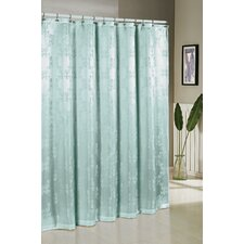 Lavalette Jacquard Shower Curtain