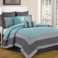 Spain 8 Piece Comforter Set