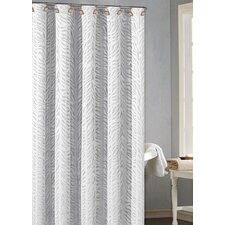 Marty Fabric Jacquard Shower Curtain
