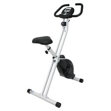 Folding Upright Bike with Calorie Counter