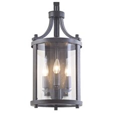 Niagara 3 Light Wall lantern