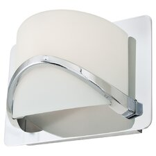 Solstice 1 Light Wall Sconce