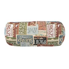 Road Trip Bolster Pillow