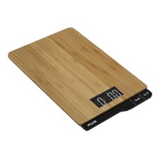 Bamboo Digital Kitchen Scale