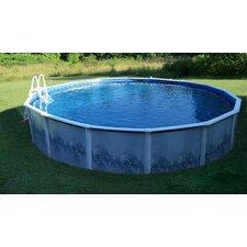 Round Deep SS Series Swimming Pool