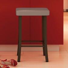 "Urban Style 25.5"" Bar Stool with Cushion (Set of 2)"