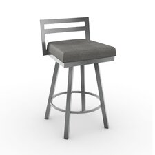 "Urban Style 30.75"" Swivel Bar Stool with Cushion"