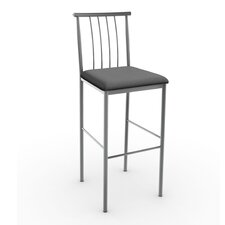"Urban Style 24.63"" Bar Stool with Cushion"