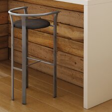 "Eco Style 31"" Bar Stool with Cushion"