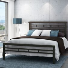 Highway Slat Panel Bed