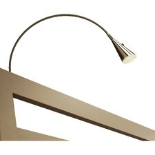 """Magnetic LED 15"""" H Table Lamp with Bell Shade (Set of 2)"""