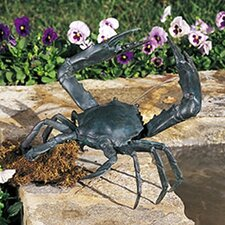 Sea Life Crab Fountain