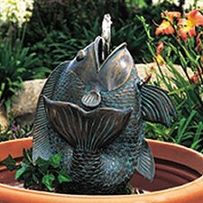 Leaping Fish Fountain