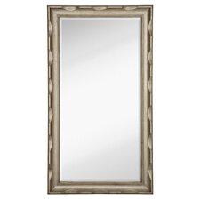 Traditional Rectangular Bevel Floor Mirror