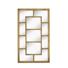 Traditional Rectangular Floor Mirror