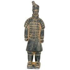 Xian Terra Cotta Warrior Figurine