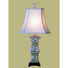 "26"" Square Vase Lamp"