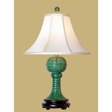 24 Inch Porcelain Lamp
