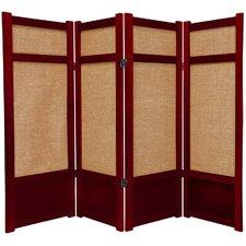 """48"""" Shoji  Jute Room Divider"""