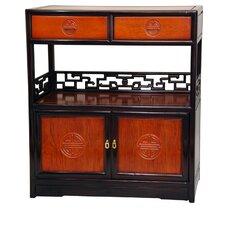 Long Life Display 2 Drawer Cabinet