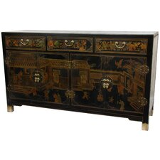 Large Buffet Table