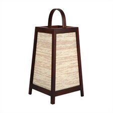 """Akida 17"""" H Table Lamp with Empire Shade"""