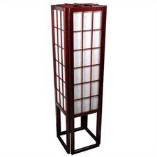 Window Pane Shoji Floor Lamp