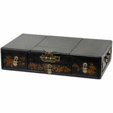 Large Mirror Jewelry Box