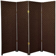 "48"" x 52"" 4 Panel Room Divider"
