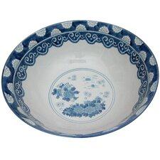 Ladies Porcelain Decorative Bowl