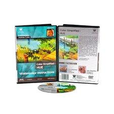 Joanna Coke Watercolor Simplified 58 Minute DVD