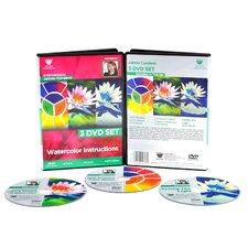 Jaimie Cordero Watercolor 168 Minute 3 Disc DVD Set