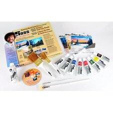 Bob Ross Painting Rural America Kit