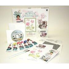 SCHEEWE DELUXE ACRYLIC SET WITH DVD