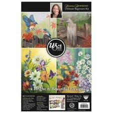 Donna Dewberry DVD Woil Beginner Floral Painting